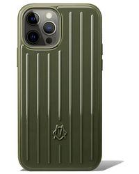 RIMOWA カクタス グリーン グルーヴ Iphone 12 & 12 Pro ケース カクタス グリーン グルーヴ Iphone 12 & 12 Pro ケース - マルチカラー