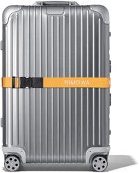 RIMOWA スーツケースベルト Lサイズ - ブラック