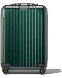 RIMOWA Essential Lite Cabin S Suitcase - Green