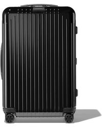 RIMOWA Essential Lite Check-in M Suitcase - Black