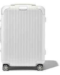RIMOWA Hybrid Cabin - White