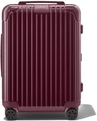 RIMOWA Essential Cabin Suitcase - Purple