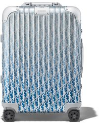DIOR and RIMOWA Cabin - Blue