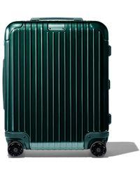 RIMOWA Essential Essential Cabin Plus Valise - Vert