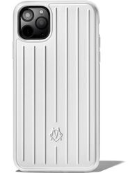 RIMOWA - アルミニウム Iphone 11 Pro Max ケース アルミニウム Iphone 11 Pro Max ケース - Lyst