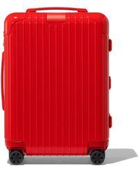 RIMOWA - Cabin リモワ エッセンシャル キャビン スーツケース レッド - Lyst