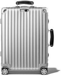 RIMOWA Classic Cabin Suitcase - Metallic