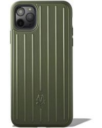 RIMOWA カクタス グリーン グルーヴ Iphone 11 Pro Max ケース