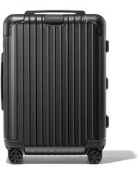 RIMOWA - Cabin リモワ エッセンシャル キャビン スーツケース ブラック - Lyst