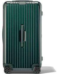 RIMOWA Trunk リモワ エッセンシャル トランク スーツケース グリーン