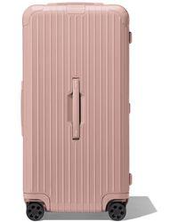 RIMOWA Essential Trunk Plus - ピンク
