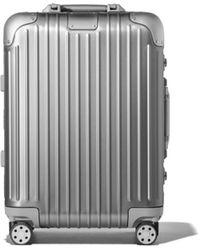 RIMOWA - Original Cabin Suitcase - Lyst