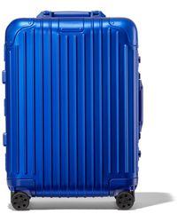 RIMOWA Original Cabin Suitcase - Blue