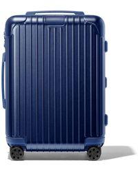 RIMOWA Essential Sleeve Cabin - ブルー
