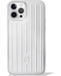 RIMOWA アルミニウム Iphone 12 Pro Max ケース - マルチカラー