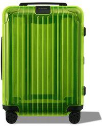 RIMOWA Cabin Neon リモワ エッセンシャル スーツケース トランスルーセント ライムイエロー - グリーン