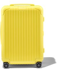 RIMOWA Essential Cabin Suitcase - Yellow