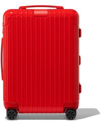 RIMOWA Essential Essential Cabin S Koffer - Rot