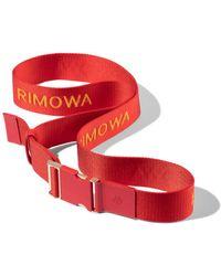 RIMOWA - Limited Edition 旧正月 スーツケースベルト L - Lyst