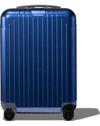 RIMOWA - Cabin S リモワ エッセンシャル ライト キャビン S スーツケース ブルー - Lyst