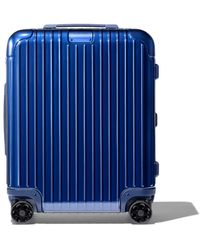 RIMOWA Essential Cabin Plus Suitcase - Blue