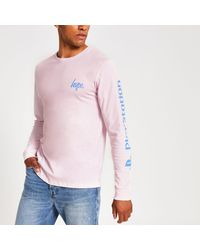 Hype Playstation Pink Long Sleeve T-shirt