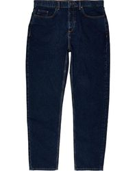 River Island Blue Relaxed Fit True Blue Jeans