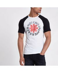 Only & Sons - Muscle Fit T-shirt - Lyst