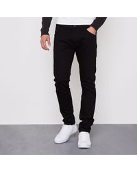 Wrangler - Black Bryson Skinny Fit Jeans - Lyst