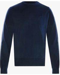 R.M.Williams Howe Jumper - Blue