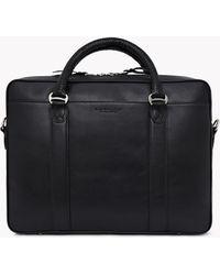R.M.Williams Rmw City Briefcase - Black