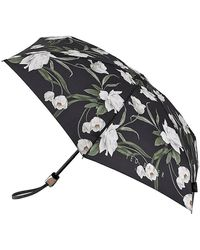 Fulton Ted Baker Tiny Folding Umbrella - Black