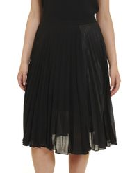 Robert Graham Marcella Midi Skirt - Black