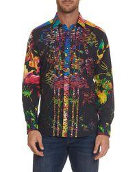 Robert Graham Victory Bouquet Sport Shirt - Multicolor