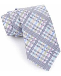 Robert Graham - Angy Plaid Silk Tie - Lyst