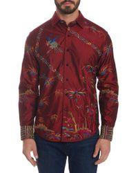 Robert Graham - Limited Edition Samurai Spirit Sport Shirt - Lyst