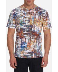 Robert Graham Axle T-shirt - Blue