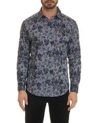 Robert Graham - Barker Sport Shirt - Lyst