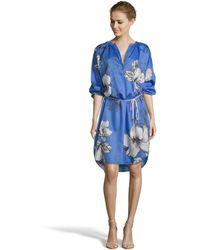 Robert Graham Darla Dress - Blue