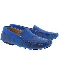 Robert Graham Champion Loafer - Blue