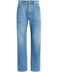 Roberto Cavalli Jeans mit Vintage-Waschung - Blau