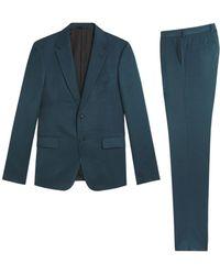 Roberto Cavalli Zweiteiliger Anzug - Blau