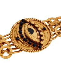 Roberto Cavalli Lucky Coin Bracelet - Metallic