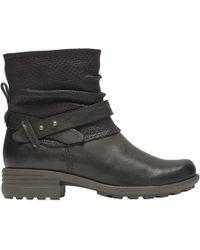 Rockport - Cobb Hill Brunswick Cuff Boot - Lyst