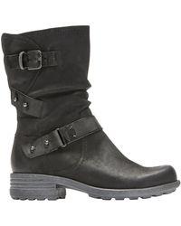Rockport Cobb Hill Brunswick Boot - Black
