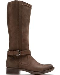 Rockport - Christy Waterproof Tall Boot - Lyst
