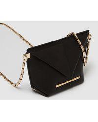 Roland Mouret Mini Classico Bag - Black