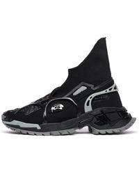 Rombaut Enzyma Sock Runner Black