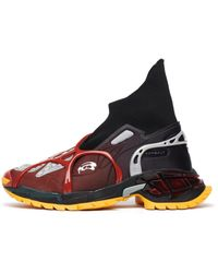 Rombaut Enzyma Sock Runner Mars - Multicolor