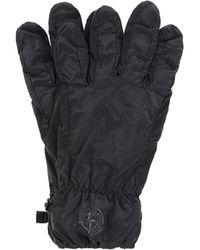 Stone Island Nylon Metal Gloves - Black